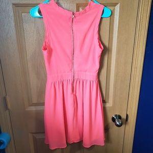 Xhilaration Dresses - • 💕Neon Pink Dress💕 •